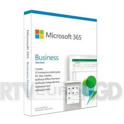 Program MICROSOFT 365 Business Standard DARMOWY TRANSPORT