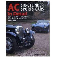 Książki sportowe, Ac Sports Cars In Detail