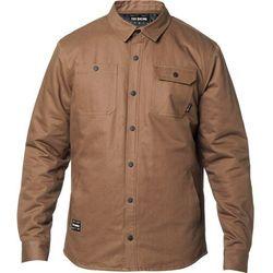 koszula FOX - Montgomery Lined Work Shirt Dirt (117) rozmiar: L