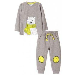Komplet niemowlęcy bluzka+ spodnie5P3309 Oferta ważna tylko do 2019-03-17