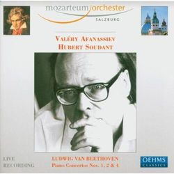 L. Van Beethoven - Piano Concertos 1,2,4