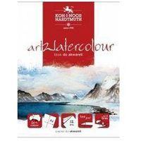 Bloki, Blok akwarelowy artwatercolour A5 12 kartek 300G.