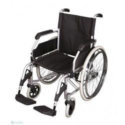 Wózek inwalidzki Albatros - aluminiowy