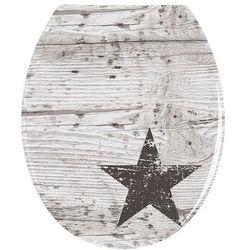 Deska sedesowa STAR - Duroplast, WENKO