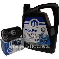 Orygimalny MOPAR filtr oraz olej 5W20 Dodge Durango 3,7 V6 2009