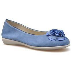 Baleriny Flexx A103/38 Niebieskie