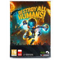 Gry PC, Destroy All Humans - Edycja Crypto-137 PC