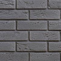 Kamień, CEGŁY - Stegu Kamień elewacyjny / dekoracyjny z fugą BOSTON 1 GREY