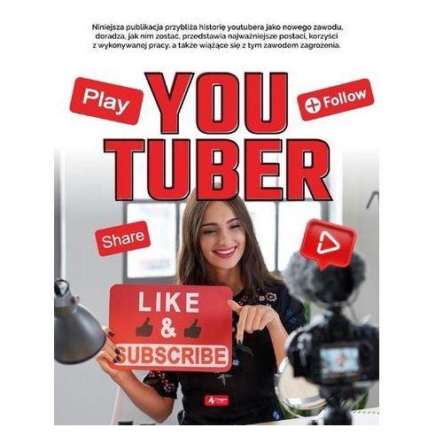 Książki dla dzieci, Youtuber (opr. twarda)
