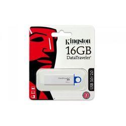 Pamięć KINGSTON DataTraveler G4 16 GB (DTIG4/16GB)