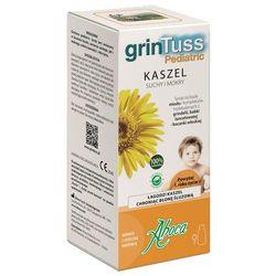 GrinTuss Pediatric syrop dla dzieci od 1 roku życia 128g - Długi termin ważności !