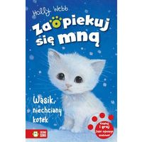 Książki fantasy i science fiction, Wąsik niechciany kotek - Wysyłka od 3,99 - porównuj ceny z wysyłką (opr. miękka)
