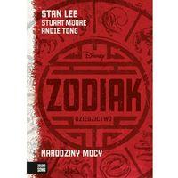 Literatura młodzieżowa, Zodiak Dziedzictwo. Narodziny Mocy - Stan Lee (opr. miękka)