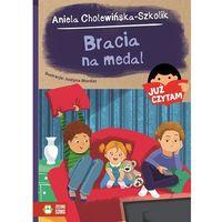 Książki dla dzieci, BRACIA NA MEDAL JUŻ CZYTAM TOM 17 - Aniela Cholewińska-Szkolik (opr. miękka)