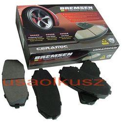 Przednie ceramiczne klocki hamulcowe Mazda CX-9 CX9