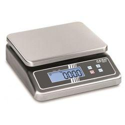 Waga stołowa FOB-NL 5 i 7,5 kg odczyt 0,5 i 1 g [mm] 252×200×14