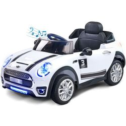 Samochód na akumulator Toyz Maxi White