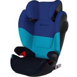 CYBEX fotelik samochodowy Solution M-Fix SILVER, Blue Moon
