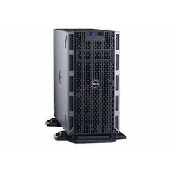 Serwer Dell PowerEdge T430 w obudowie typu tower Popraw wydajność pracy w biurze dzięki dwuprocesorowemu serwerowi w cichej obudowie typu tower z możliwością rozbudowy.