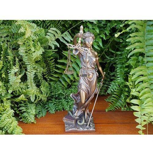 Rzeźby i figurki, RZEŹBA PIĘKNA TEMIDA SPRAWIEDLIWOŚCI VERONESE (WU75802A4)
