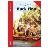 Książki do nauki języka, Huck Finn Level 2. Książka Ucznia Plus CD-ROM (opr. miękka)