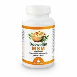 Boswellia MSM Dr.Jacobs, 90 tabletek