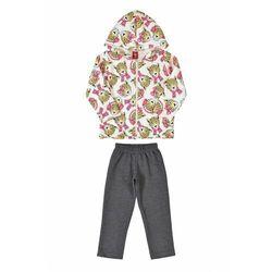 Komplet dziewczęcy bluza+spodnie 3P39AC Oferta ważna tylko do 2023-11-04