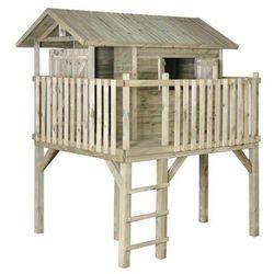 Domek dla dzieci JAKOB 195 x 242,5 x 280 cm SOBEX