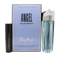 Thierry Mugler Angel, Zestaw podarunkowy, woda perfumowana 100ml + woda perfumowana 7.5ml