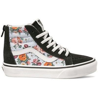Vans trampki UY SK8 Hi Zip Garden Floral True white 27