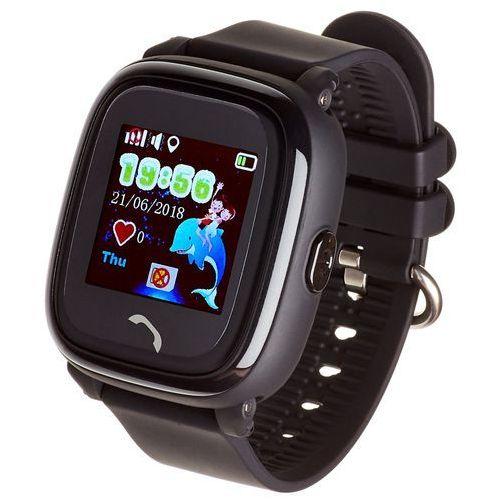 Pozostałe akcesoria dla dzieci, Smartwatch Garett Kids 4 czarny