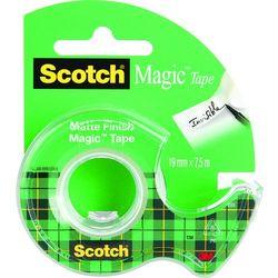 Taśma klejąca Scotch Magic 19mmx7,5m niewidoczna na papierze