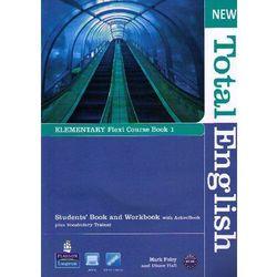 New Total English Elementary Flexi Course Book 1 (opr. miękka)