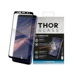 Szkło THOR Glass Full Screen do Samsung Galaxy S9+ Czarny