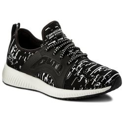 Buty SKECHERS - BOBS SPORT Double Dare 31363/BKW Black/White