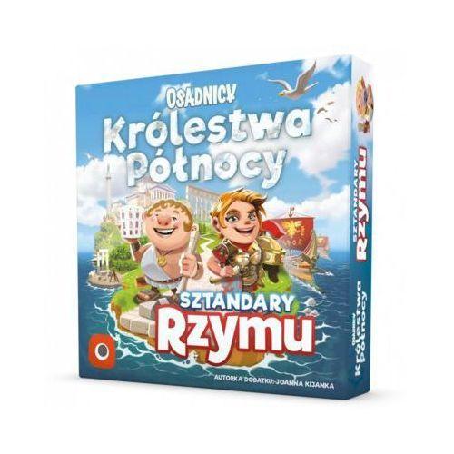 Gry dla dzieci, Osadnicy Królestwa Północy: Sztandary Rzymu PORTAL