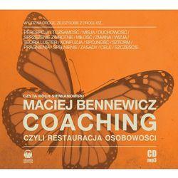 Coaching czyli restauracja osobowości audio CD MP3