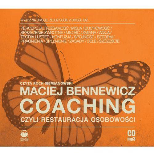 Audiobooki, Coaching czyli restauracja osobowości audio CD MP3