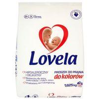 Proszki do prania, LOVELA 1,625kg Kolor Proszek do prania dla dzieci (13 prań)