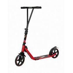 Hulajnoga HUDORA Big Wheel Generation V 205 składana duża 100 kg czerwona