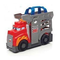 Mega Bloks Pojazd Wyścigowa ciężarówka First Builders*