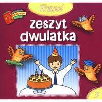 Książki dla dzieci, Bibl. mądrego dziecka - trzeci zeszyt dwulatka (opr. broszurowa)