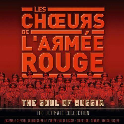 Pozostała muzyka rozrywkowa, Les Choeurs L'armee Rouge - THE SOUL OF RUSSIA