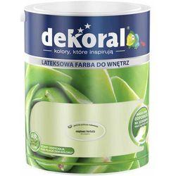 Farba Lateksowa Akrylit W Kolor Miętowa Herbata 2.5l Dekoral