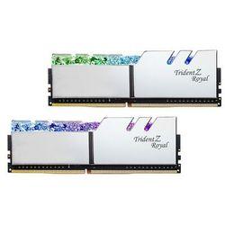 G.SKILL DDR4 16GB (2x8GB) TridentZ Royal RGB 3600MHz CL16 F4-3600C16D-16GTRSC