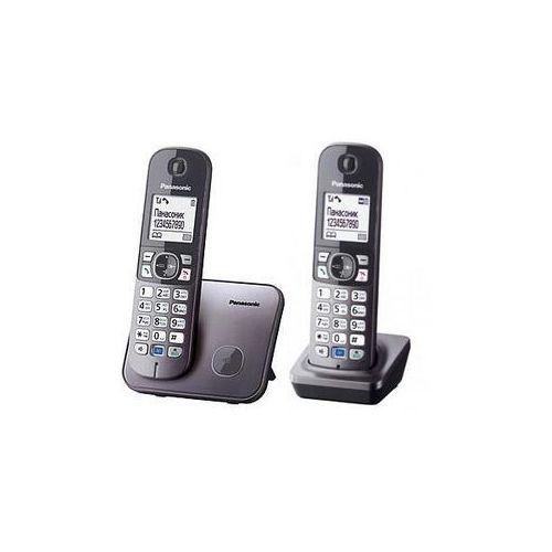 Telefony stacjonarne, Telefon Panasonic KX-TG6812