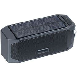 Głośnik bezprzewodowy z panelem słonecznym 12 W Auvisio