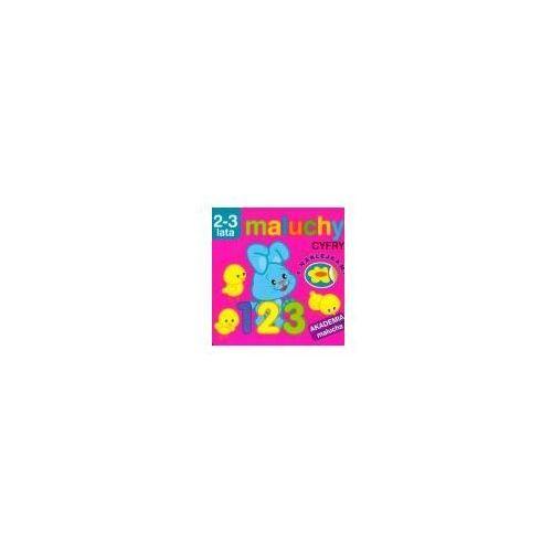 Książki dla dzieci, AKADEMIA MALUCHA. 2-3 LATA. MALUCHY. CYFRY (opr. broszurowa)