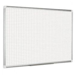 Kratkowana tablica do pisania, krat. 2x2 cm - 1200x900 mm