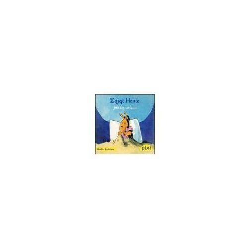 Książki dla dzieci, Pixi. Zając Henio już się nie boi (opr. broszurowa)